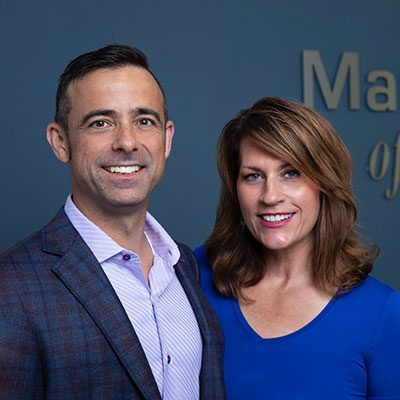Chiropractor Mauldin SC Dr Matthew Eiken and Melia Eiken